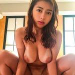 EMILY 桜庭ひかり 黒ギャル Gカップ