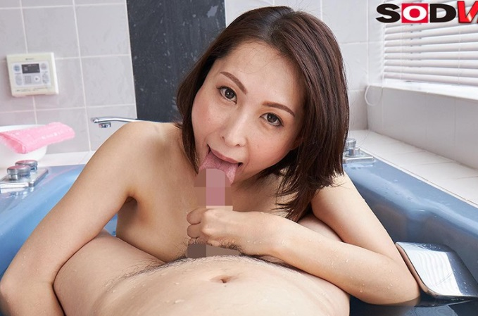 佐田茉莉子 熟女 SOD 介護 唾液 お風呂